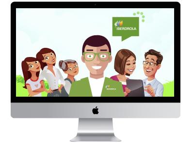 Iberdrola Dinamo Experience web
