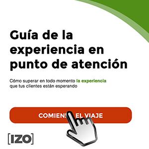 Guia de la experiencia Izo Iberdrola